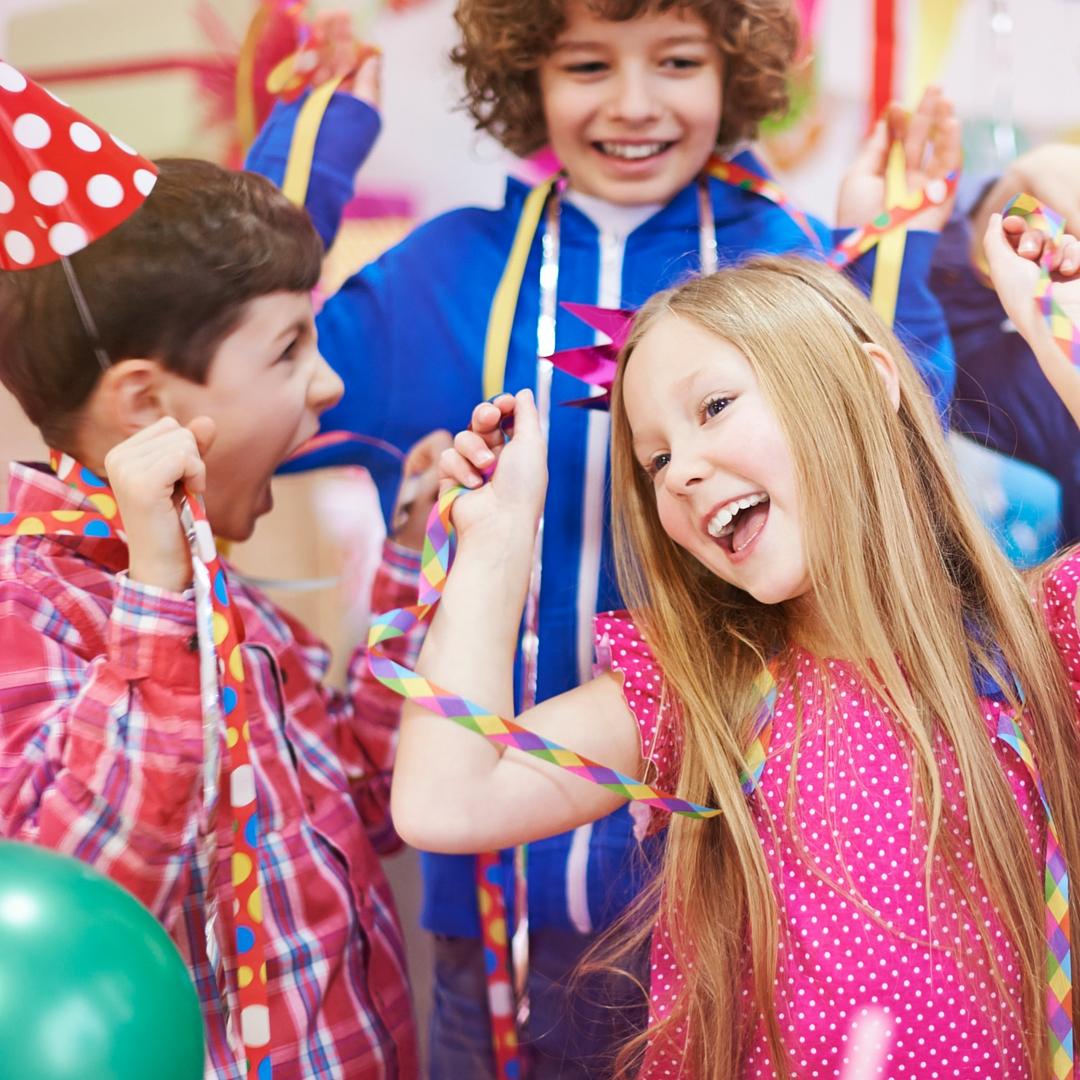 Kinderfeestje In Groningen
