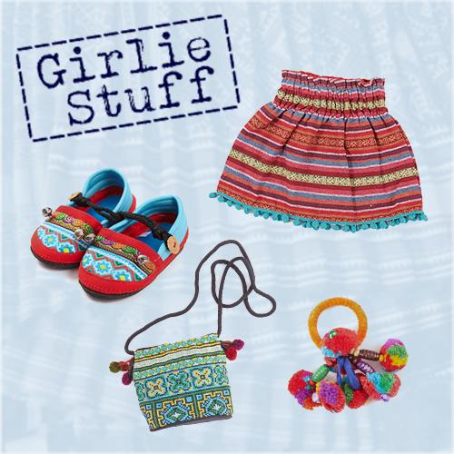 Girlie Stuff – Thaise Vrolijkheid