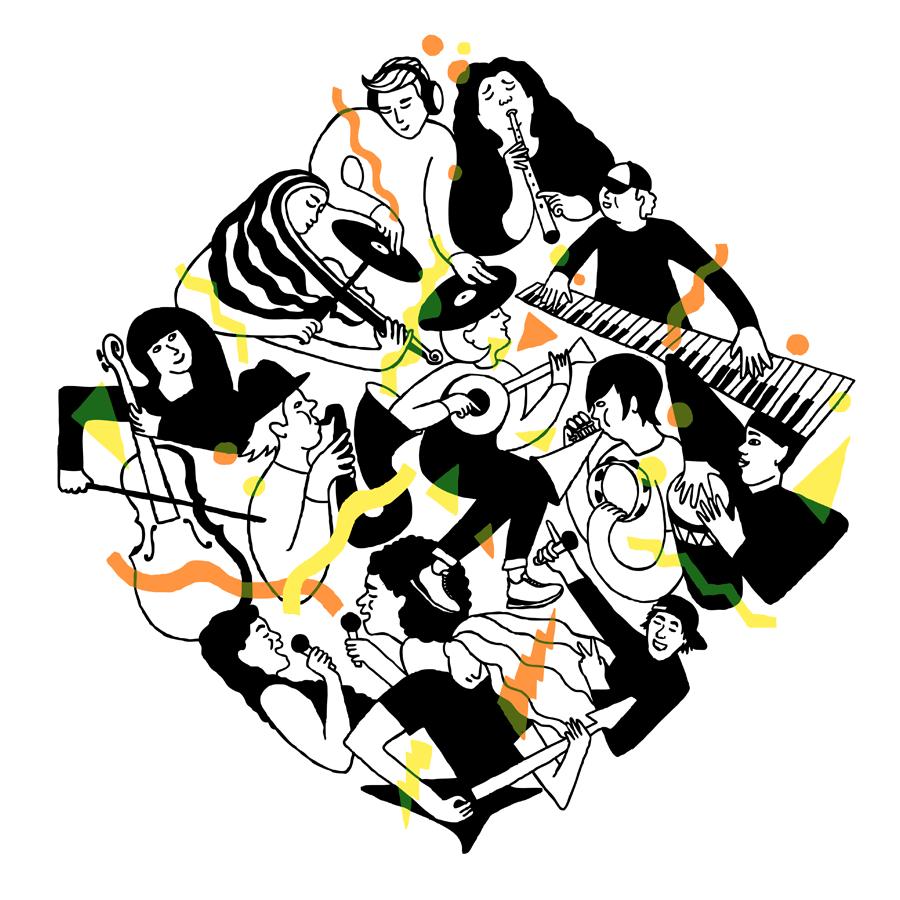 Muziek Instap | VRIJDAG
