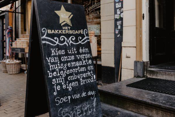 Het Bakkerscafé | Brood En Genieten