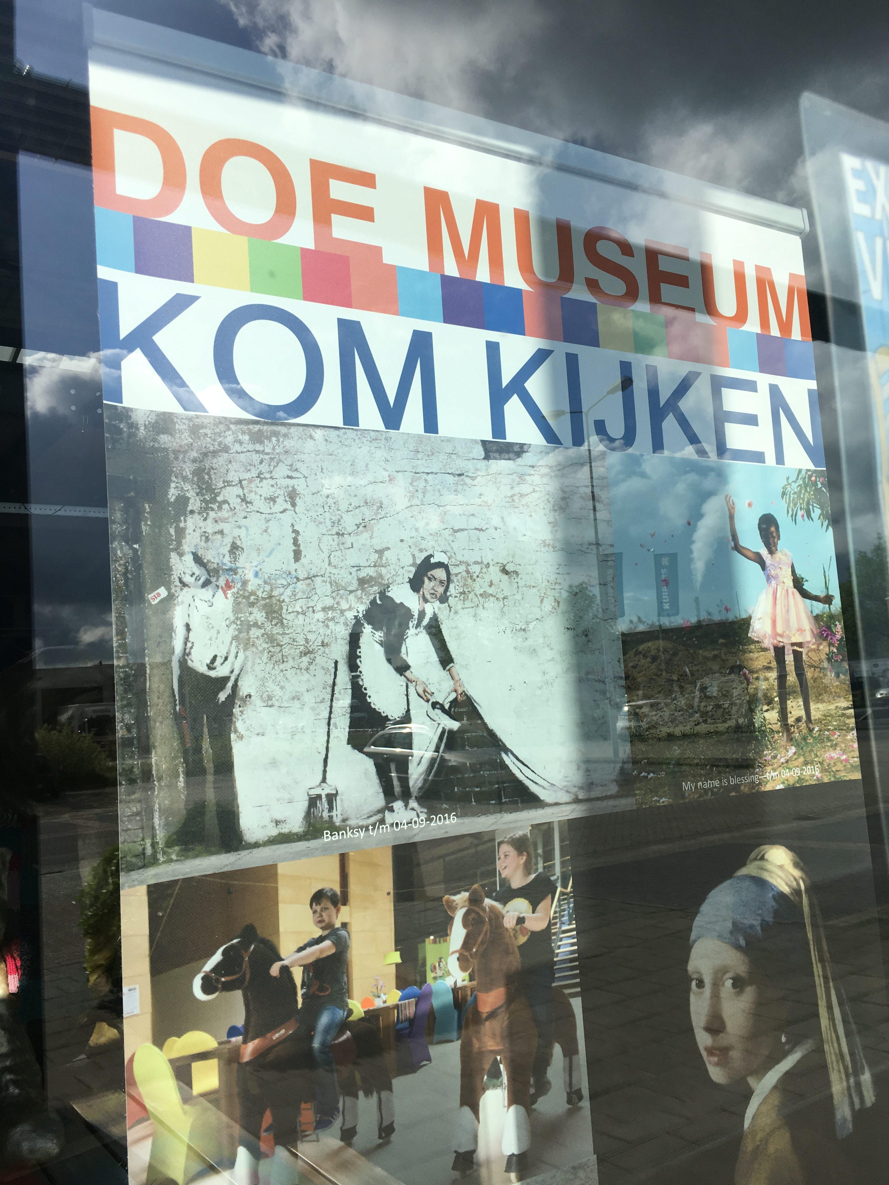 Doe Museum | Zien, Doen & Beleven