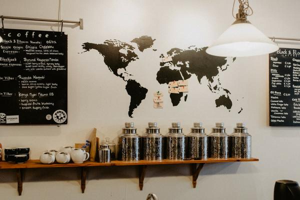 Black & Bloom | Ambachtelijke Espressobar