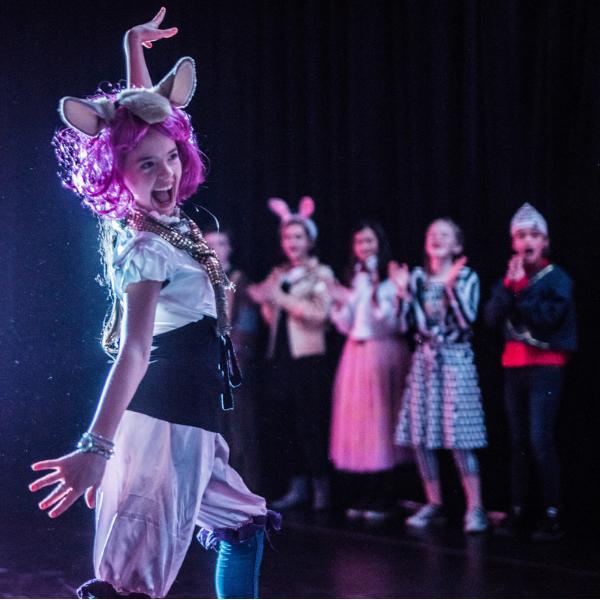 Theater Bij VRIJDAG | Ontdekkingsreis Voor Kinderen