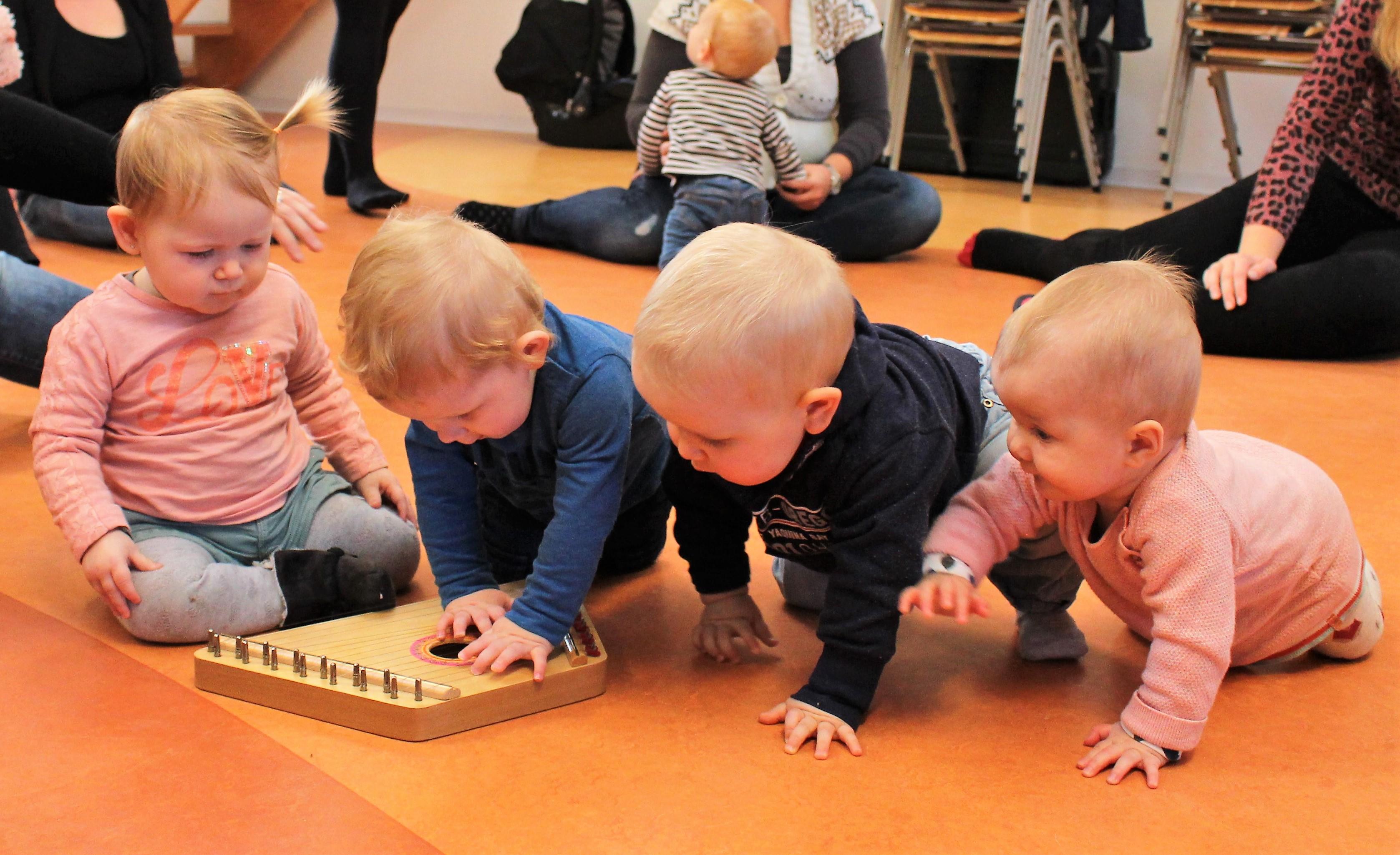 Muziek Smeedt Een Band Tussen Jou En Je Kind