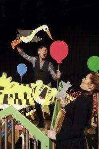 Ssst! De tijger slaapt! (2 voorstellingen) @ Theater Geert Teis | Stadskanaal | Groningen | Nederland