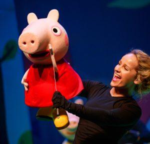 Verrassingsfeest Peppa Pig @ De Klinker | Winschoten | Nederland