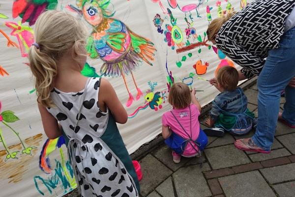Kinderwerkplaats Bevrijdingsfestival | VRIJDAG