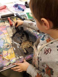 Workshop: Monotype voor kinderen 8+   VRIJDAG @ VRIJDAG   Groningen   Groningen   Nederland